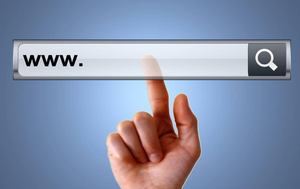 La web como símbolo de modernidad en la empresa