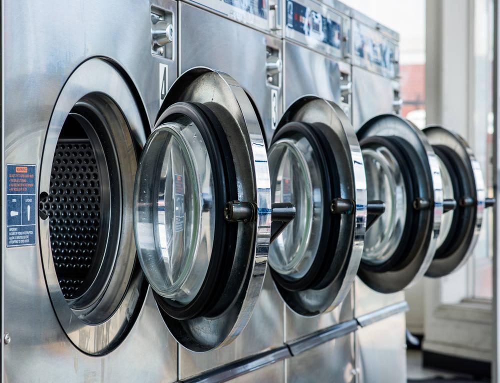 La alta tecnología está presente en la lavandería