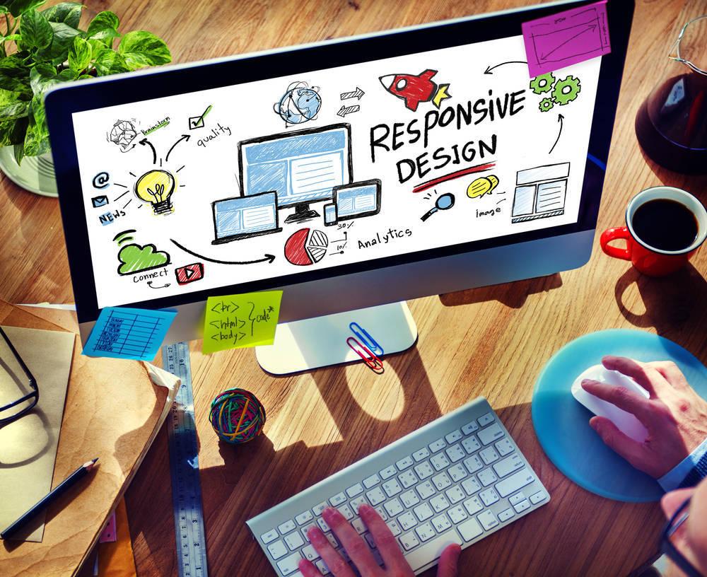 Las nuevas tendencias en las páginas webs