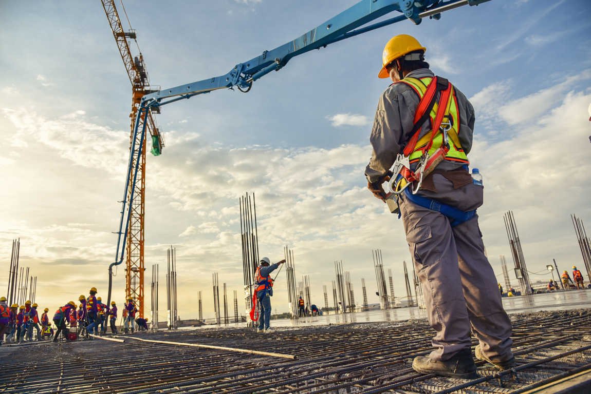 La industria de la construcción española mejora gracias a la tecnología