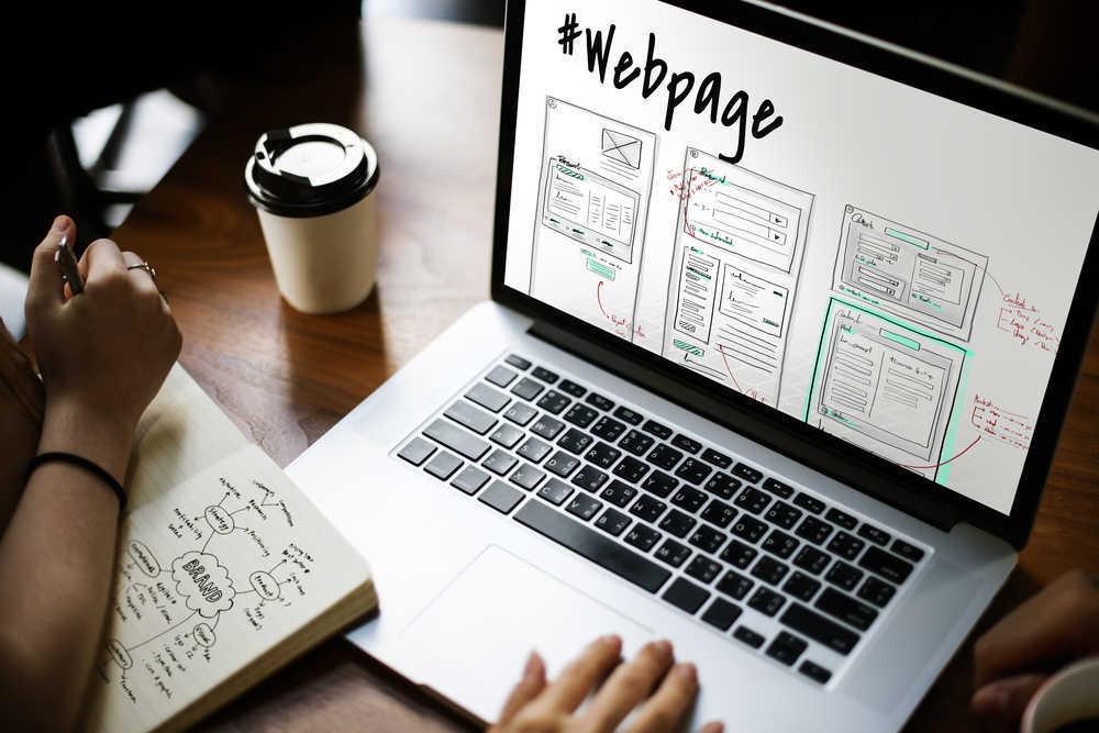 Las páginas web son el futuro del comercio, aunque ya forman parte del presente